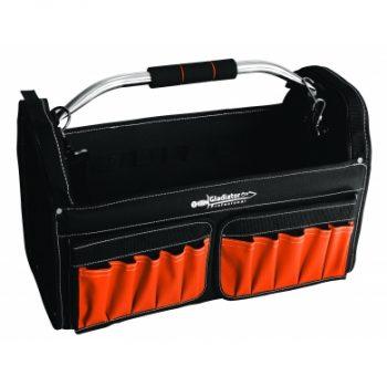 Bolso de herramientas abierto Gladiator Pro BTA835