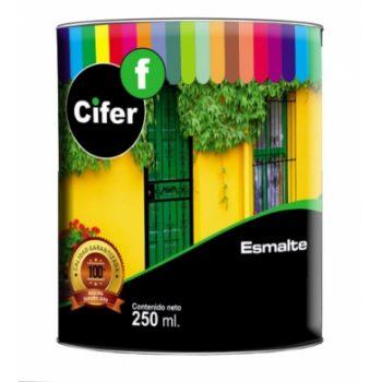 Esmalte CIFER 250 ml.