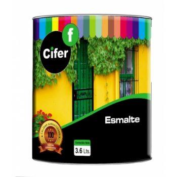 Esmalte Cifer 3.6 Lts.