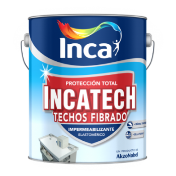 Incatech Fibrado  20 + 4 Kgs.