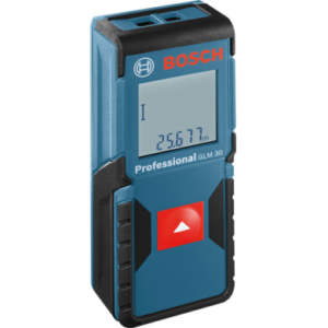 Medidor de distancia Bosch GLM30