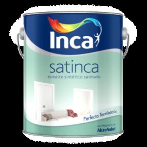 Esmalte sintético semibrillo Satinca 20 Lts.