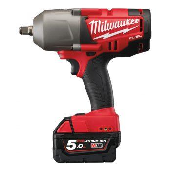 Llave Impacto de 1/2″ – Fuel Alta Capacidad 18v 350/600 Lb Milwaukee 2762-259