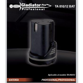 Batería | TA810/12BAT Gladiator PRO