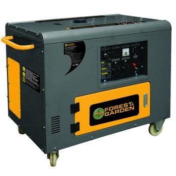 Generadores a Gasolina Silenciosos | GGS10770E/220M/380T/50