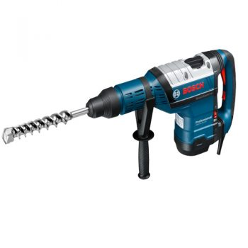 Martillo Rotopercutor Gbh 8-45dv Sds-max 1500w Bosch