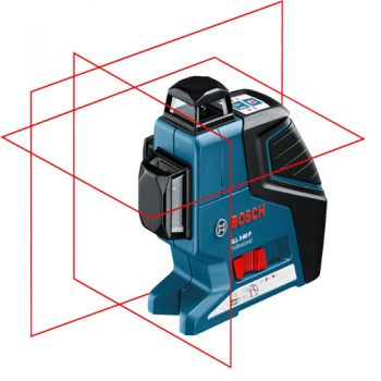 Nível A Laser De Planos Gll 3-80 + Bs Tripode Nuevo
