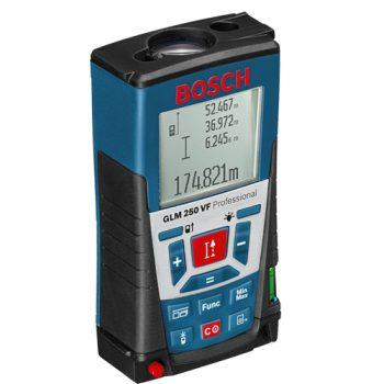Medidor De Distancia Laser Bosch Glm 250 Vf (250mts)