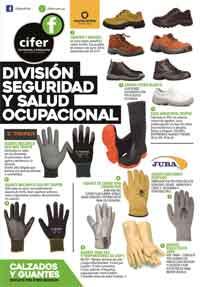 Catálogo DIVISIÓN SEGURIDAD Y SALUD OCUPACIONAL