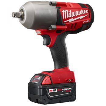 Llave Impacto Alto Torque 700 Lb 1/2″Fuel 18 V  Milwaukee
