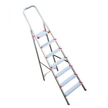 Escalera Aluminio 8 escalones