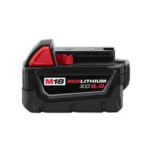 Batería 18V 5.0 Ah 48-11-1850 Milwaukee